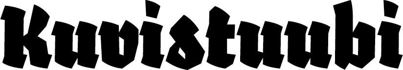 Kuvistuubi